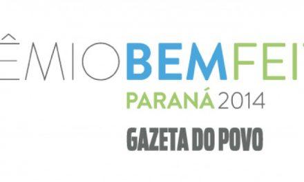 Washington do Brasil está entre as empresas finalistas do Prêmio Bem Feito no Paraná 2014