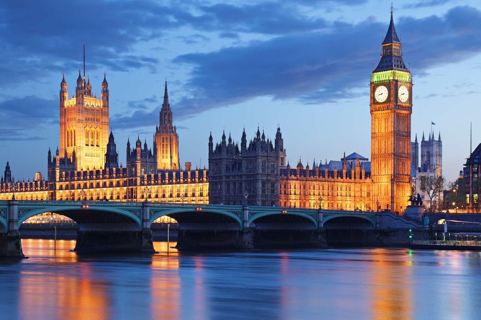 Melhores destinos para fazer intercâmbio Reino Unido