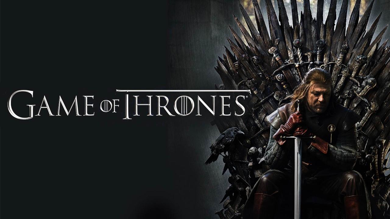 Melhores séries para aprender inglês Game of thrones