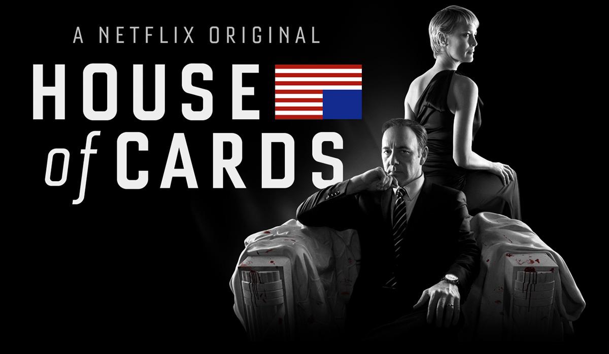 Melhores séries para aprender inglês House of Cards