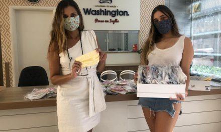 AWF apoia projeto social para distribuição de máscaras em tempos de coronavírus