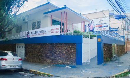Reinauguração Academia de Inglês Washington Manaus