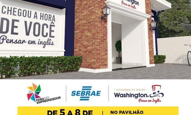 ACADEMIA WASHINGTON ESTARÁ NA FEIRA DO EMPREENDEDOR EM SÃO PAULO!